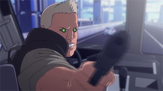 11月30日(土)から公開される『 攻殻機動隊ARISE border:2 Ghost Whispers 』の予告映像が公開されています1