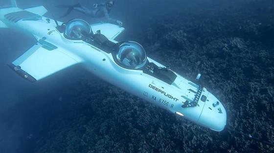 ビデオカメラ『GoPro』の、深い海の底でクジラの姿を捉えるキャンペーン動画3