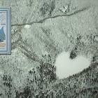 【動画】ハートの形をしたハート・レイク(豊似湖)を舞台に、白くまと雪だるまが出演するCM動画『白い恋人 HEART LAKE 初冬篇』【オススメ】