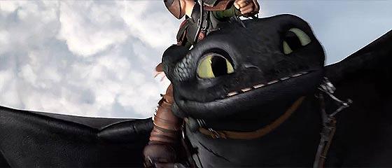 【映画予告】『ヒックとドラゴン』(原題: How to Train Your Dragon)の2作目 『How To Train Your Dragon 2』 の予告が公開中