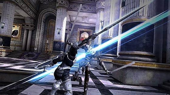 超華麗なグラフィックと爽快なアクション性で病み付きになるiアプリゲーム『 Infinity Blade III 』が、9月18日に発売!4