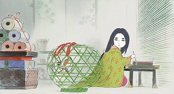 スタジオジブリ最新作『かぐや姫の物語』6分間のプロローグ映像が公開中3