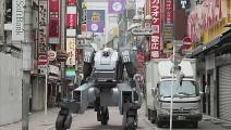実際に搭乗して運転もできる、夢のエンジン駆動人型四脚巨大トイロボット『クラタス』、お値段およそ1億4000万円でamazonに登場!3
