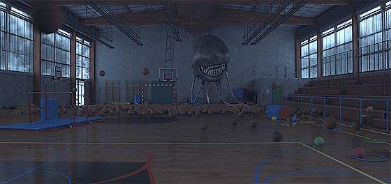 あなたの身の回りには、実は不思議な生き物が息づいているかもしれないんだヨ~という3DCGアニメーション作品『 lead me 』3