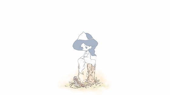 可愛らしい少女の幽霊が靴と踊り出す、楽しくてちょっぴり悲しくもあるアニメーション『 義足のMoses 』1