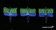 カンヌ広告祭サイバー部門で、Perfumeの海外向けウェブサイトが銀賞を受賞9