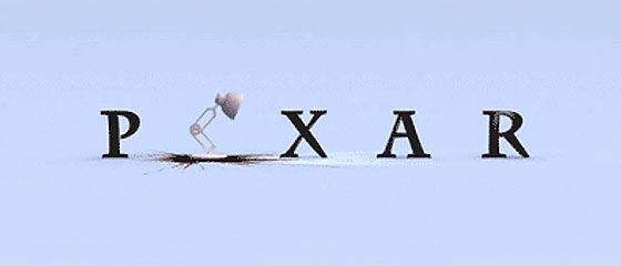 【GIF動画】世にも恐ろしい 『 PIXAR 』 のオープニングロゴ