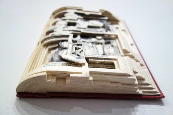 Rebound: Dissections and Excavations in Book Art17