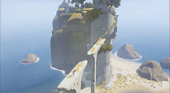開発が発表されたPS4向けアドベンチャーゲーム『 RIME 』の映像が公開。凄く良い感じです!3