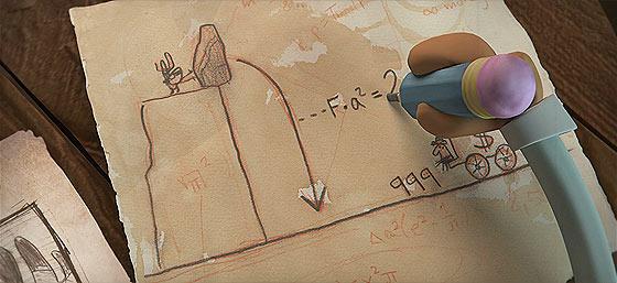 魅力的なキャラクターが動き回る!強盗を企むちょっとドジな、2人の無法者のショートストーリー『 Rob 'n' Ron 』2