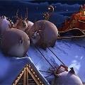 【動画】真ん丸な動物のデフォルメ具合が素晴らしい、ROLLIN' WILDによるクリスマス版3DCGアニメーション『 Rollin Christmas 』