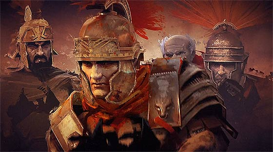 絵画調に描かれた世界が動き出す、XboxOne用ゲーム『 RYSE – Son of Rome 』の美しいプロモーション映像1