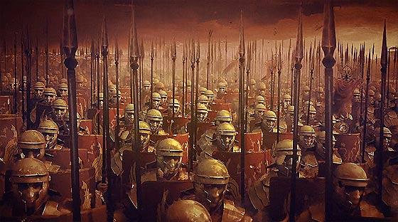 絵画調に描かれた世界が動き出す、XboxOne用ゲーム『 RYSE – Son of Rome 』の美しいプロモーション映像2