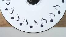 フェナキストスコープというアニメーション技法を元に作られた、SOURの音楽PV『 Life is Music 』1