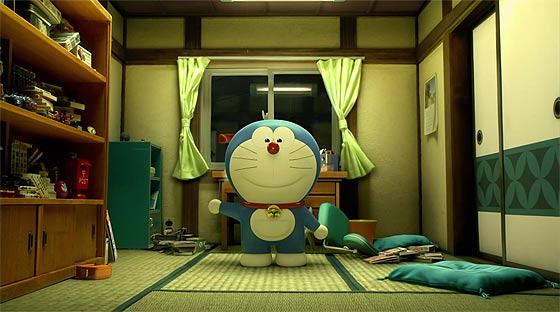 2014年夏公開予定、あの名アニメ「ドラえもん」が3DCGアニメーションになって帰ってくる!『STAND BY ME ドラえもん』予告映像1