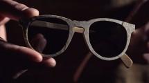 アメリカ・オレゴン州ポートランドで手作りされる石製の眼鏡5