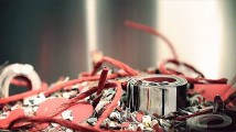 料理の素材の使い方が面白いストップモーションのCM動画『 Super Interessante 』9