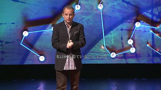 何度見ても分からない?!世界最高の天才スリ師アポロ・ロビンス氏の妙技が素晴らしいTEDでの講演8