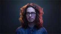 350人以上もの一般人の顔の映像を繋ぎ合わせて作られた、オーストラリアで活動するバンドThe Paper Kitesによる音楽PV『 Young 』1