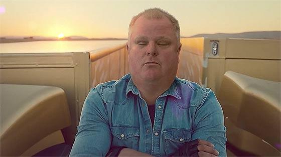 ジャン=クロード・ヴァン・ダムが2台のボルボのトラックの上で大開脚!の映像をカナダ・トロント市長Rob Fordがやってみた!【ネタ】1