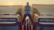 ジャン=クロード・ヴァン・ダムが2台のボルボのトラックの上で大開脚!の映像をカナダ・トロント市長Rob Fordがやってみた!【ネタ】2