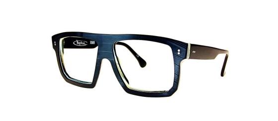 聞かなくなったレコードのLP盤を部品として再利用した眼鏡ブランド『 Vinylize 』1