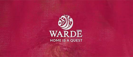 【動画】布で描いた世界の美しい WARDE のCM動画 『 HOME IS A QUEST 』