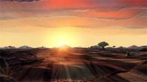 布で描いた世界の美しい WARDE のCM動画 『 HOME IS A QUEST 』1