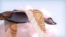 布で描いた世界の美しい WARDE のCM動画 『 HOME IS A QUEST 』4
