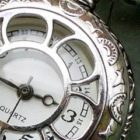 UmbrellaLaboratoryの作るスチームパンクな懐中時計やネックレスが恰好良い