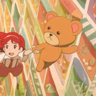 【動画】1人の少女とクマのぬいぐるみが見た夢のひと時を描く、ブランド『Control Bear』の優しいショートフィルムが面白い