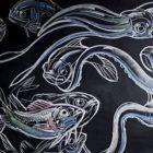 【動画】黒板にチョークだけで描く、チョークアートのテクニックが凄い映像『 Pardon My Dust 』