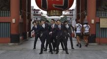 2020東京オリンピック開催決定記念?須藤元気氏のWORLD ORDERによる東京の街中でのPV『 WORLD ORDER - Welcome to TOKYO 』2