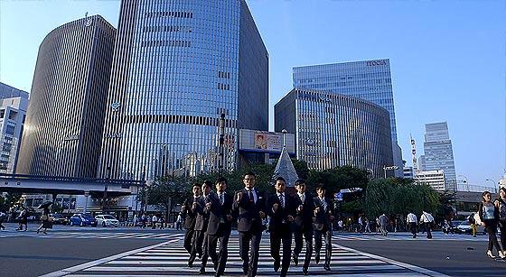2020東京オリンピック開催決定記念?須藤元気氏のWORLD ORDERによる東京の街中でのPV『 WORLD ORDER - Welcome to TOKYO 』4