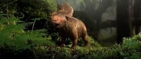超リアルな3DCG映像で、7000万年前の恐竜が闊歩する時代を体感できる映画『ウォーキング with ダイナソー』の予告映像3